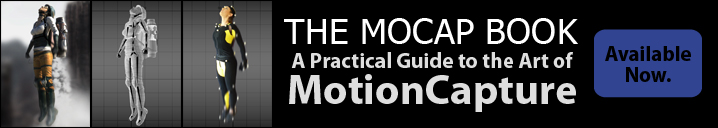 The Motion Capture Book
