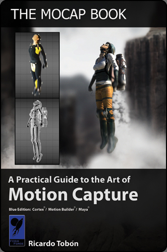 The Mocap Book Cover